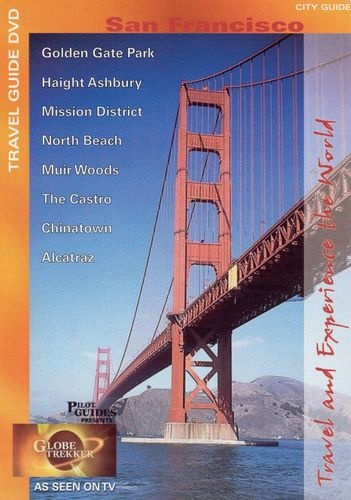 San Francisco: City Guide/Travel Guide [DVD] 13843558
