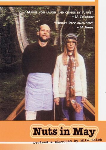 Nuts in May [DVD] [1976] 13845486