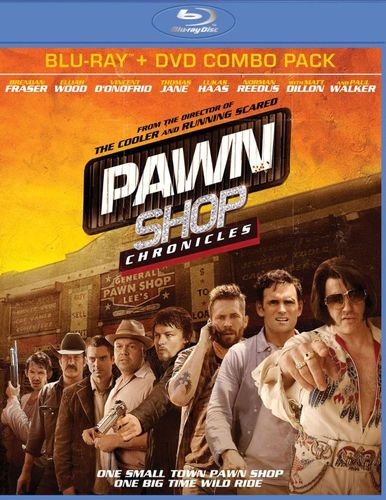 Pawn Shop Chronicles [2 Discs] [Blu-ray/DVD] [2013] 1387354