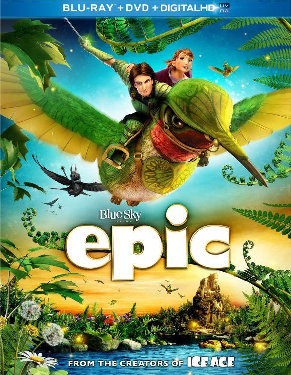 Epic [2 Discs] [Includes Digital Copy] [UltraViolet] [Blu-ray/DVD] [2013] 1387372
