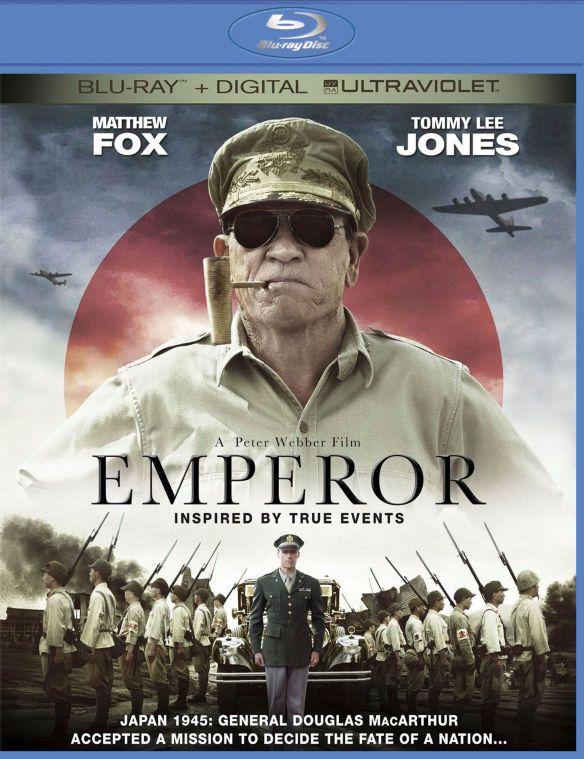 Emperor [Includes Digital Copy] [UltraViolet] [Blu-ray] [2012] 1388043