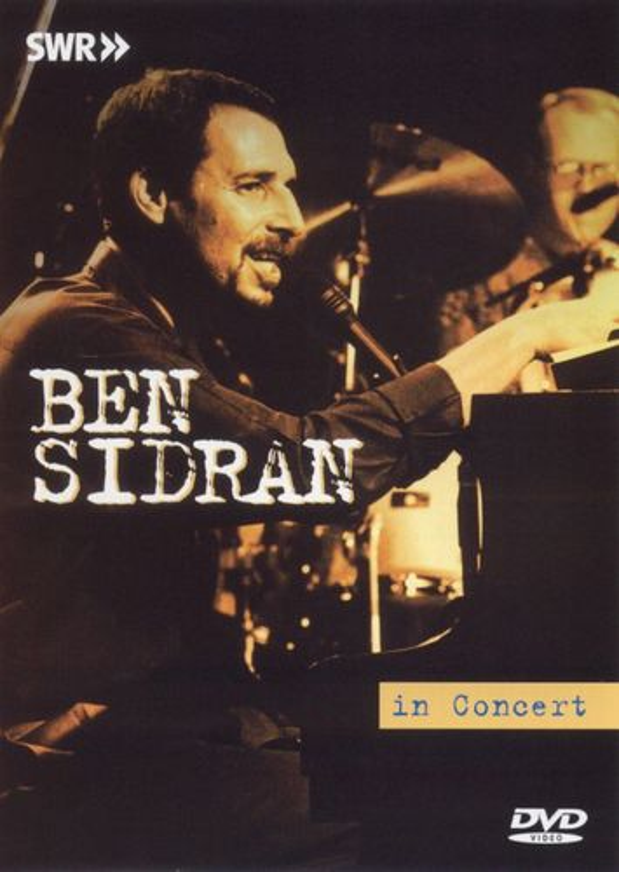 Ohne Filter - Musik Pur: Ben Sidran in Concert [DVD]