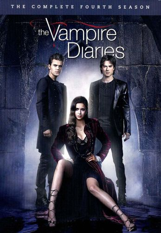The Vampire Diaries: The Complete Fourth Season [5 Discs] [DVD] 1405469