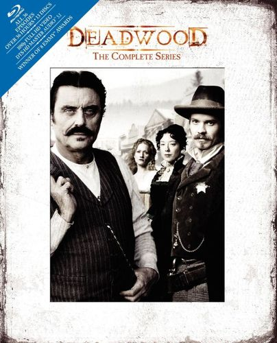 Deadwood: The Complete Series [13 Discs] [DigiBook] [Blu-ray] 1405593