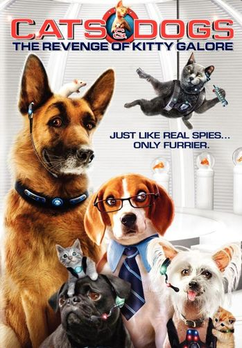 Cats & Dogs: The Revenge of Kitty Galore [DVD] [2010] 1405627