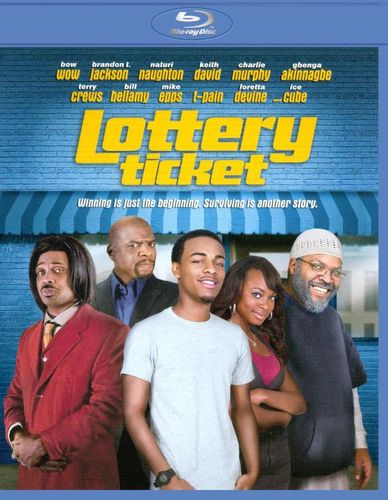 Lottery Ticket [3 Discs] [Blu-ray/DVD] [2010] 1405709