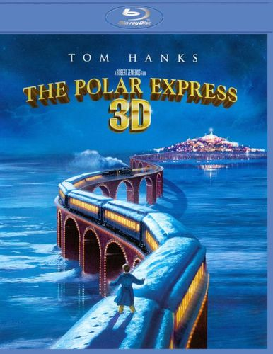 The Polar Express [3D] [Blu-ray] [Blu-ray/Blu-ray 3D] [2004] 1405736