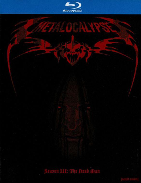 Metalocalypse: Season Three [Blu-ray] 1405745