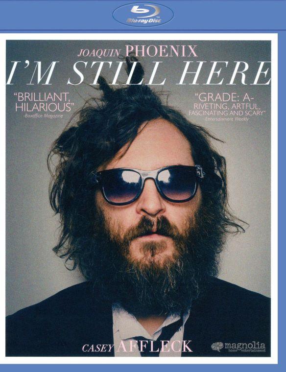 I'm Still Here [Blu-ray] [2010] 1405772