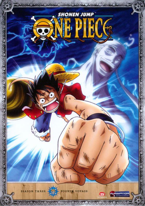 One Piece: Season 3 - Fourth Voyage [2 Discs] [DVD] 1405863