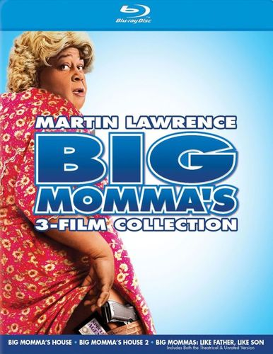 Big Momma's Collection [3 Discs] [Blu-ray] 1407005