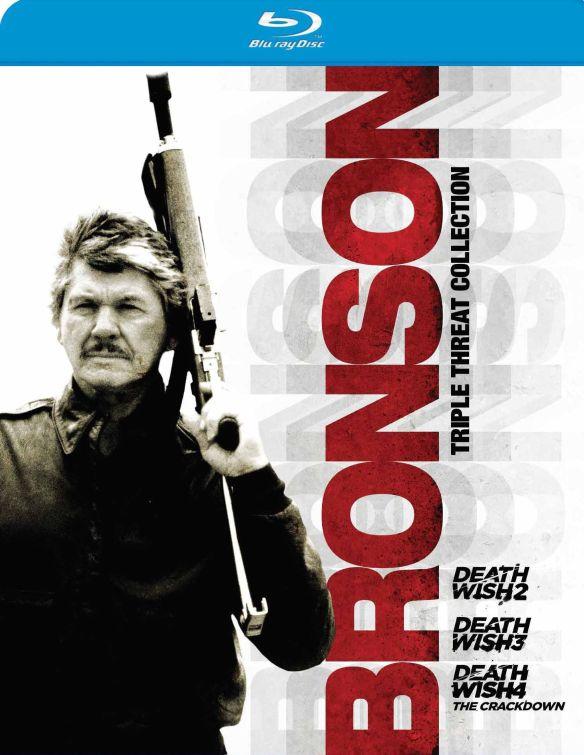 Bronson Triple Threat Collection [3 Discs] [Blu-ray] 1407101