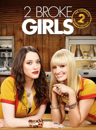 2 Broke Girls: The Complete Second Season [3 Discs] [DVD]