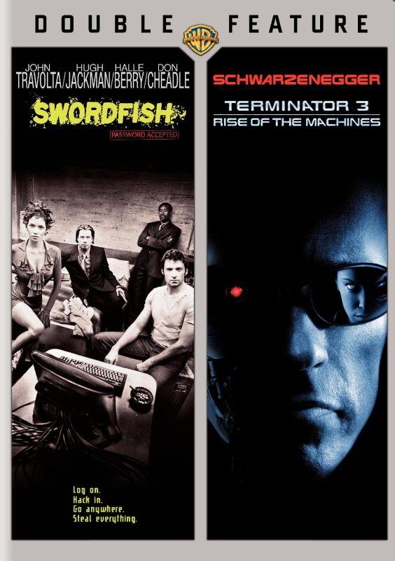 Swordfish/Terminator 3: Rise of the Machines [2 Discs] [DVD] 1409599