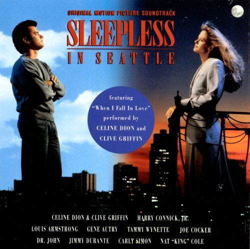 Sleepless in Seattle [Original Motion Picture Soundtrack] [CD] 1411252