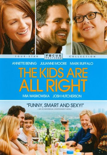 The Kids Are All Right [DVD] [2010] 1416641