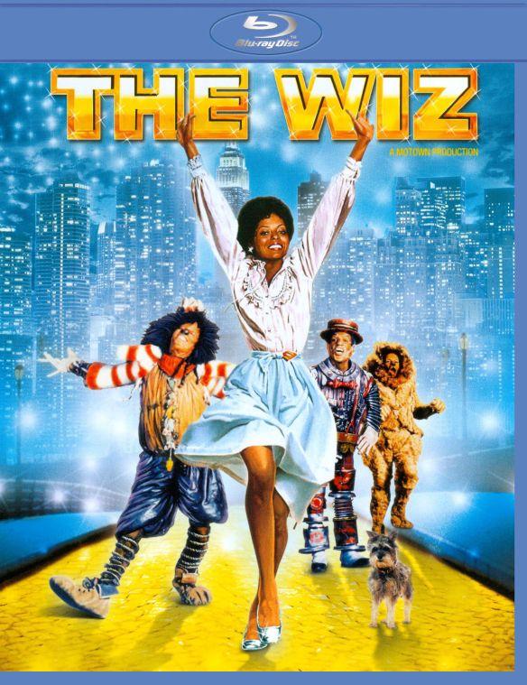 The Wiz [Blu-ray] [1978] 1416732