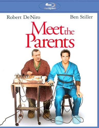 Meet the Parents [With $10 Little Fockers Movie Cash] [Blu-ray] [2000] 1416769