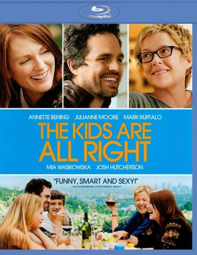 The Kids Are All Right [Blu-ray] [2010] 1416796