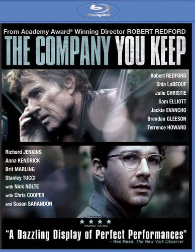 The Company You Keep [Includes Digital Copy] [UltraViolet] [Blu-ray] [2012] 1420817