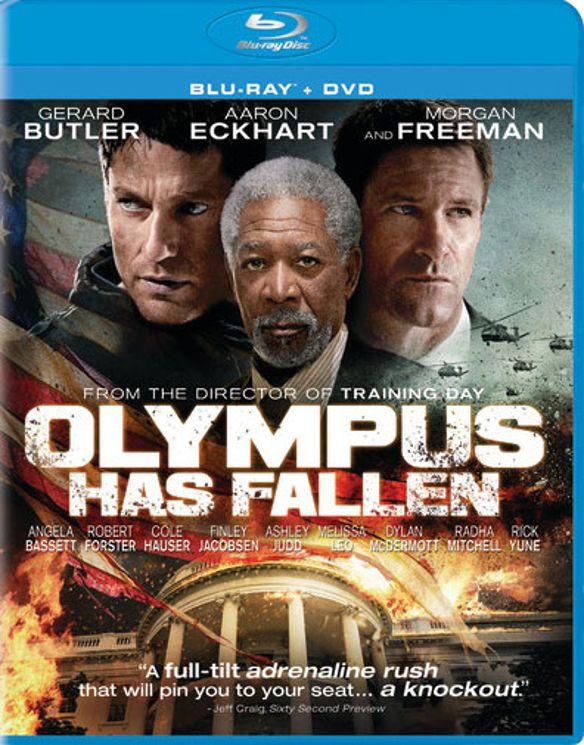 Olympus Has Fallen [2 Discs] [Includes Digital Copy] [UltraViolet] [Blu-ray/DVD] [2013] 1420826