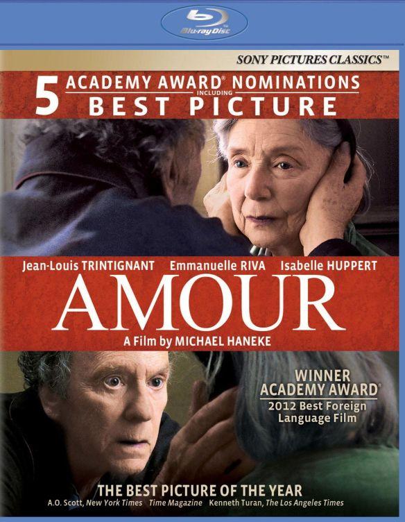 Amour [Blu-ray] [2012] 1420835