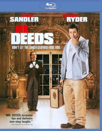 Mr. Deeds [Blu-ray] [2002] 1421103