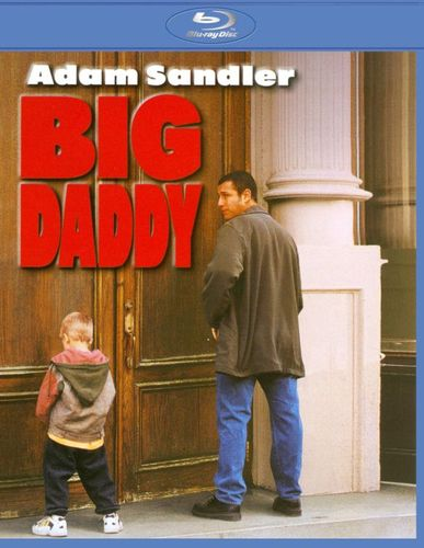 Big Daddy [Blu-ray] [1999] 1421121