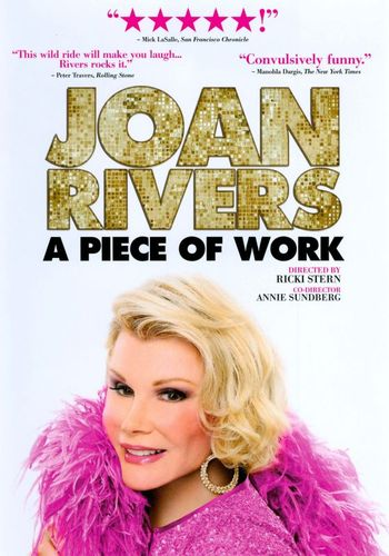 Joan Rivers: A Piece of Work [DVD] [2010] 1422078