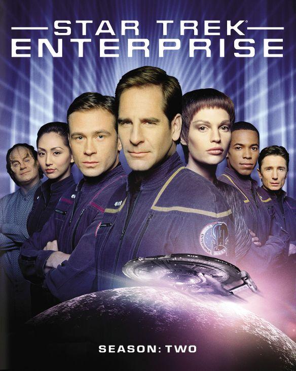 Star Trek: Enterprise - Season Two [6 Discs] [Blu-ray] 1423192