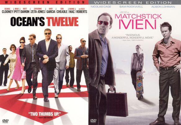 Ocean's Twelve/Matchstick Men [2 Discs] [DVD] 14303014