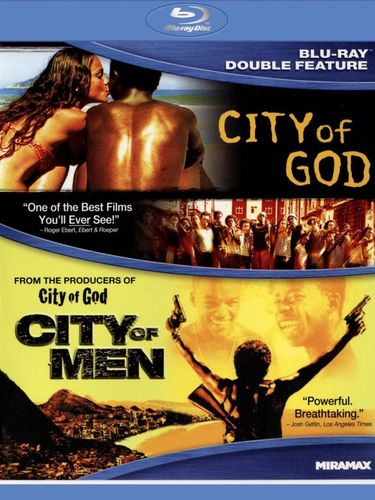 City of God/City of Men [Blu-ray] 1440348