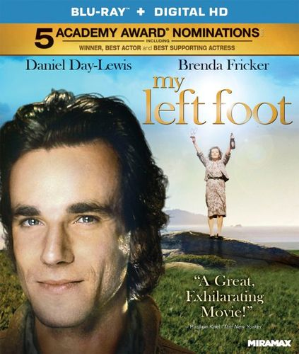 My Left Foot [Blu-ray] [1989] 1440393