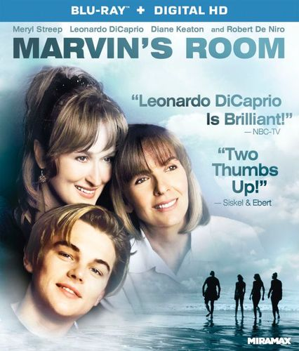 Marvin's Room [Blu-ray] [1996] 1440988