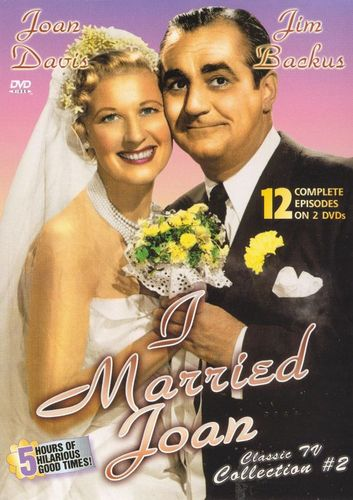 I Married Joan Collection, Vol. 2 [2 Discs] [DVD] 14424134