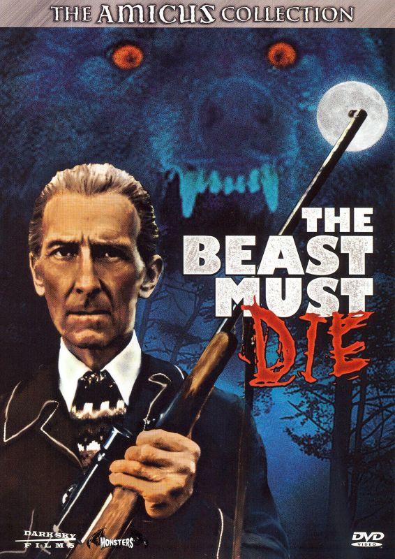 The Beast Must Die [DVD] [1972]