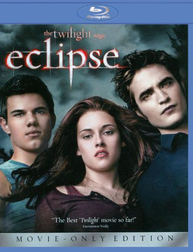The Twilight Saga: Eclipse [Blu-ray] [2010] 1456348