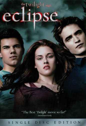 The Twilight Saga: Eclipse [DVD] [2010] 1456375