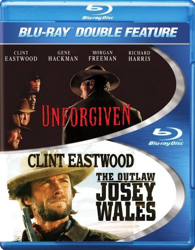 Unforgiven/The Outlaw Josey Wales [2 Discs] [Blu-ray] 1458156