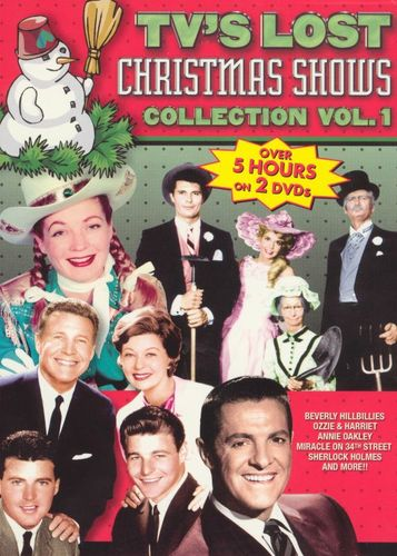 TV's Lost Christmas Shows Collector's Edition [2 Discs] [DVD] 14588733