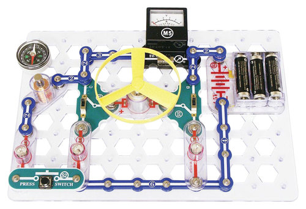Elenco - Snap Circuits Snaptricity Kit 1461722