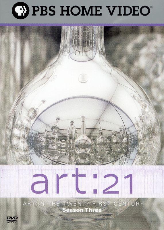 Art: 21: Art in the Twenty-First Century - Season Three [DVD] 14648198