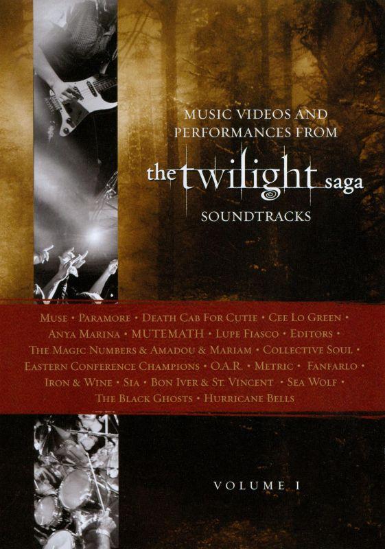 Music from Twilight Saga Soundtracks: Videos and Performances, Vol. 1 [DVD] 1465424