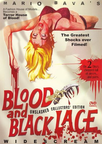 Blood and Black Lace [2 Discs] [DVD] [1964] 14689385
