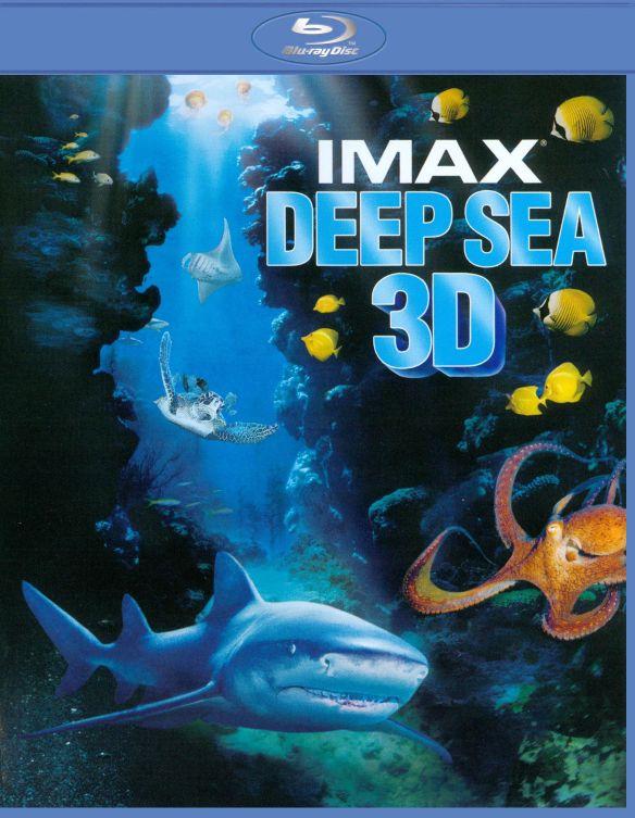 Deep Sea [3D] [Blu-ray] [Blu-ray/Blu-ray 3D] [2006] 1471677