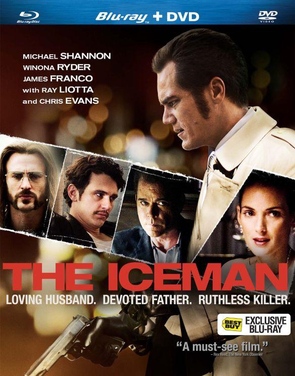 The Iceman [2 Discs] [Blu-ray/DVD] [2012] 1477025