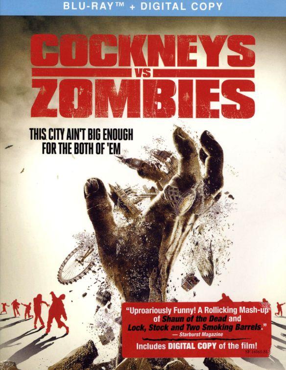 Cockneys vs. Zombies [2 Discs] [Includes Digital Copy] [Blu-ray/DVD] [2012] 1482894