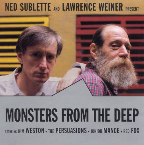 Monsters from the Deep [CD] 14837251