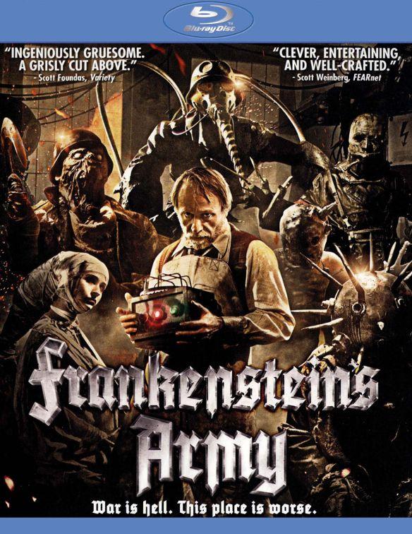 Frankenstein's Army [Blu-ray] [2013] 1484738