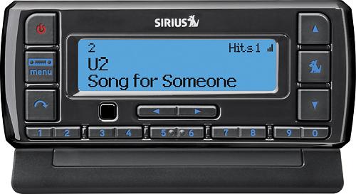 Siriusxm - Stratus 7 Satellite Radio With Powerconnect Vehicle Kit